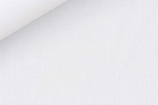 Easy care (facile stiro) - Journey twill Bianco